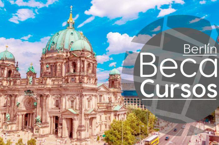 Alemania: Becas Para Cursos en Diversos Temas ESMT Berlin