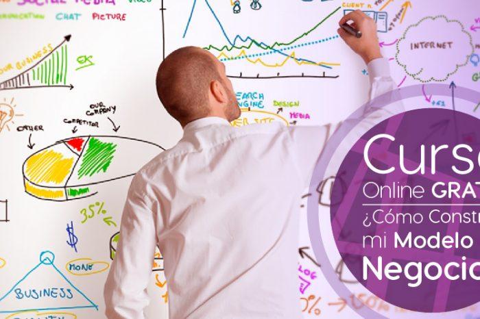"""Curso Gratis Online """"¿Cómo construir mi modelo de negocio?"""" Universidad de los Andes Colombia"""