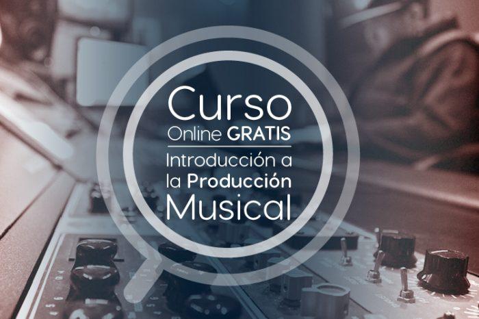 """Curso Gratis Online """"Introducción a la producción de música"""" Berklee College of Music Estados Unidos"""